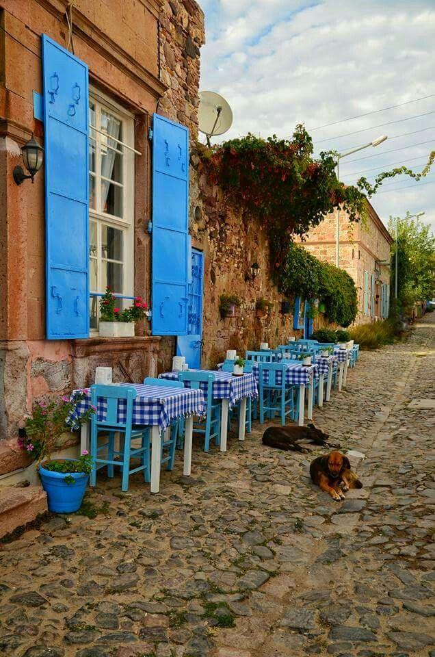 Foto Uğur Pulluk/Ayvalık- Cunda- Türkiye