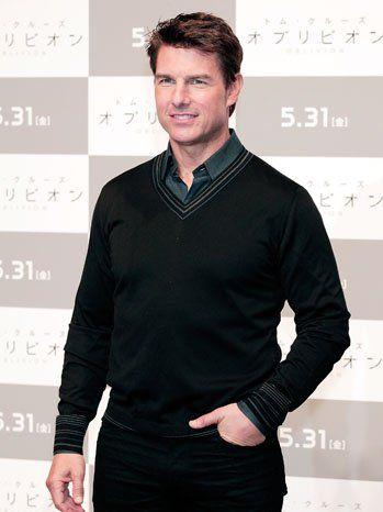 Comic-Con: Tom Cruise Promotes 'Edge of Tomorrow'