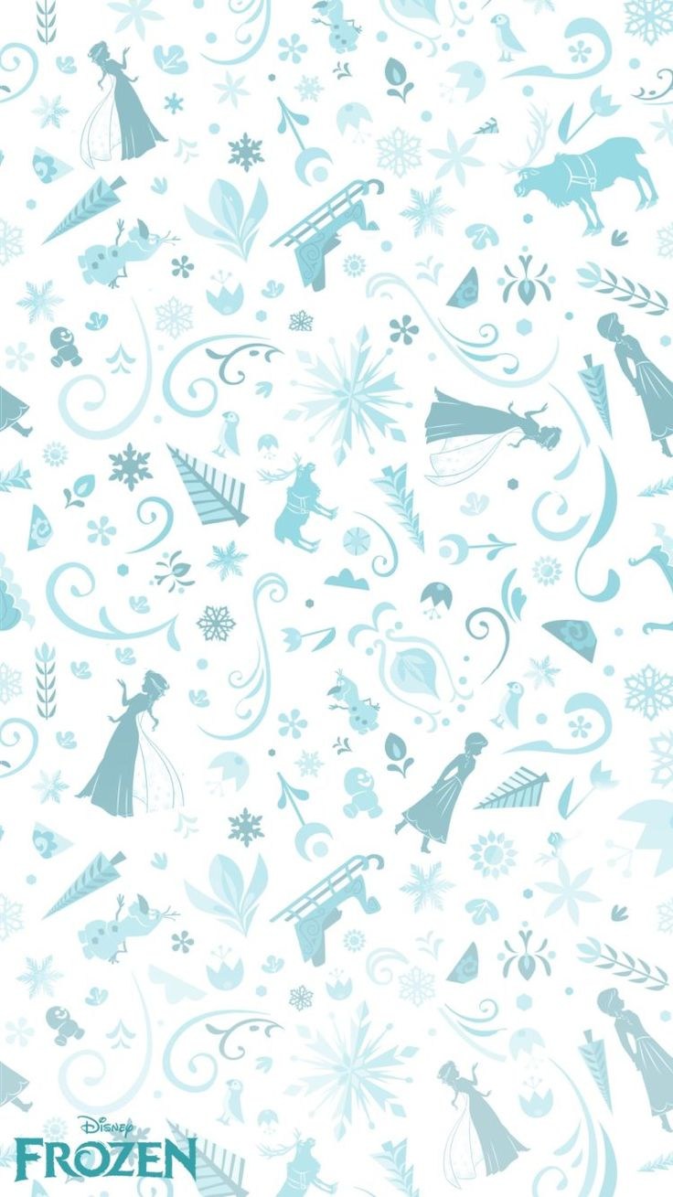 Just like Olaf, we're really big fans of summer. And we've got a new batch of Frozen wallpapers that combine the best of summer and winter together.