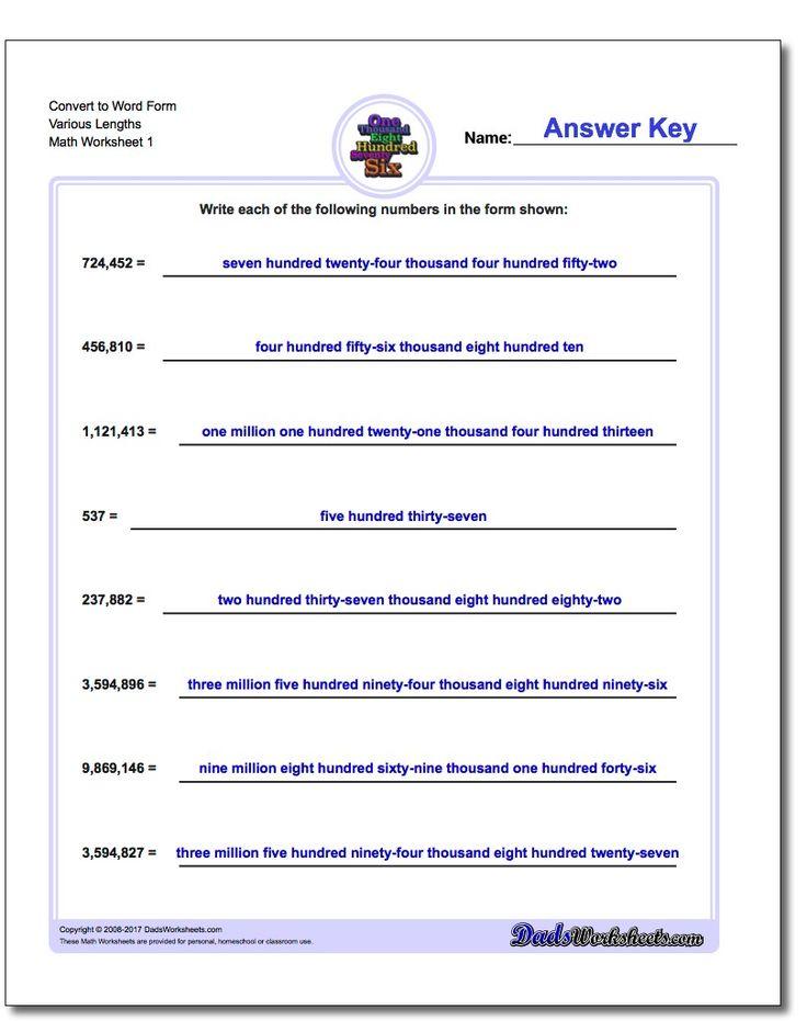 Nouns Worksheets 2nd Grade Excel  Melhores Ideias De Standard Form Worksheet No Pinterest Conjuctions Worksheet Excel with Addition With Regrouping Worksheets 2nd Grade Excel Convert To Word Form Worksheet Various Lengths Standard Expanded And  Word  Sentence Diagramming Worksheets