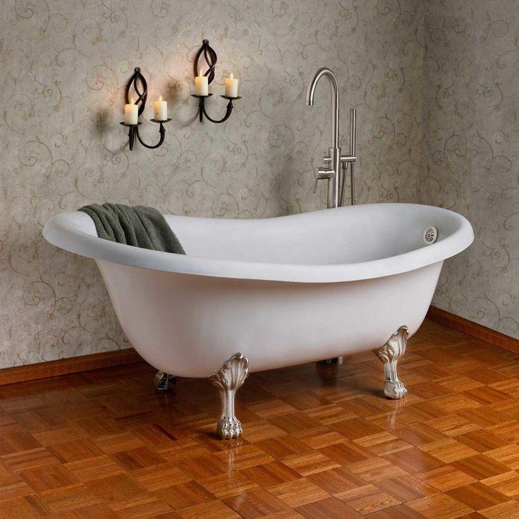 1000 id es propos de baignoire patte de lion sur for Salle de bain baignoire patte de lion