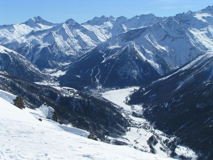 Aosta Valley, Pila, Italy