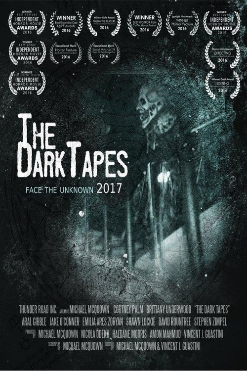 The Dark Tapes (2017) Full Movie Streaming HD