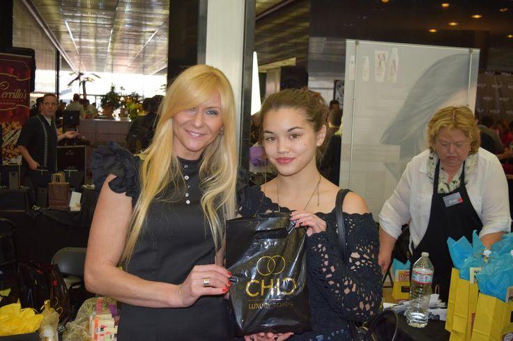 Paris Berelc-Celebrities   CHIC Irina Marchenkova