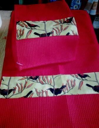 Kiwiana Tea towels