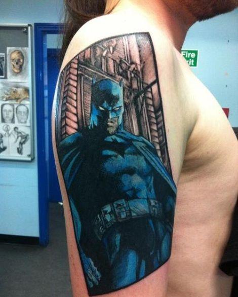 Awesome Batman Tattoos | EpicGasm