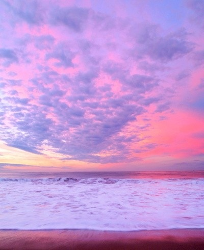 Statement Clutch - Venice Beach Purple Skies by VIDA VIDA Wmsg3fsSiU