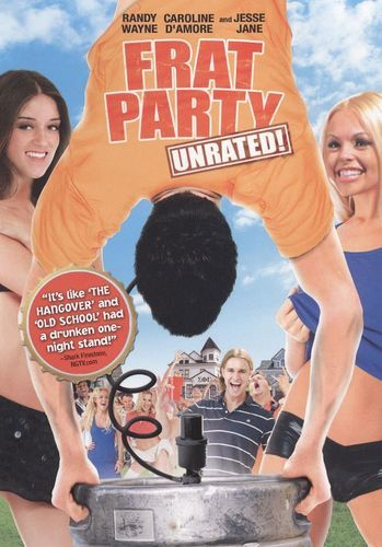 Frat Party [Unrated] [DVD] [2009]