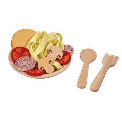 Plantoys spagetti ekologiska leksaker