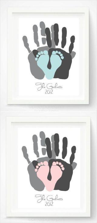 Family Handprint - Paulus Conceptum