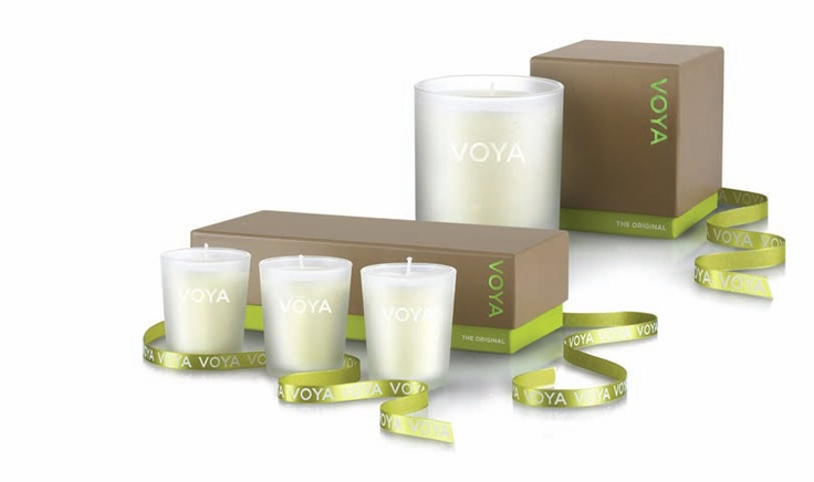VOYA's handmade organic candles are made from organic beeswax and organic essential oils. Beeswax gives exceptional burn time and because our candles are TOTALLY organic they will not emit any harmful toxins or carcinogens.