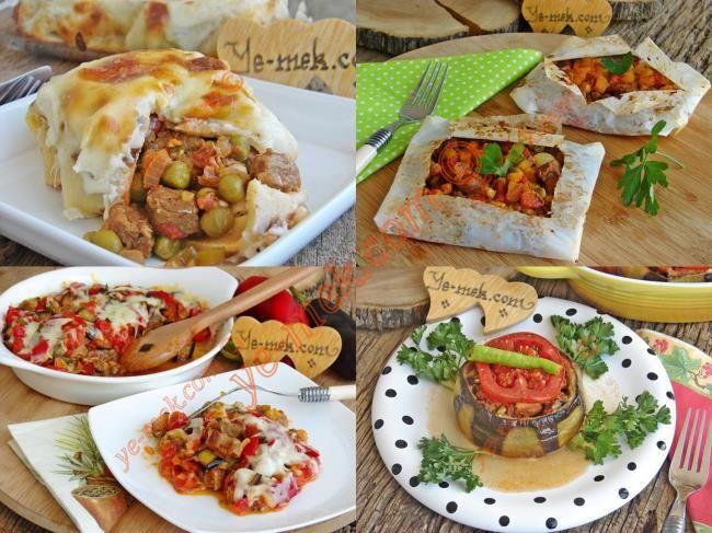 Fırında Et Yemekleri Tarifleri Resimli Tarifi - Yemek Tarifleri
