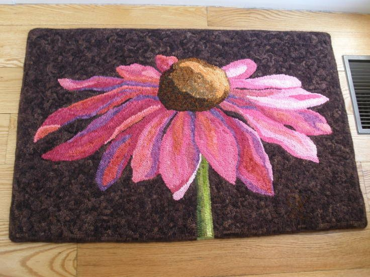 Hooked Rugs Hcrag Of The Month Featured Rug S