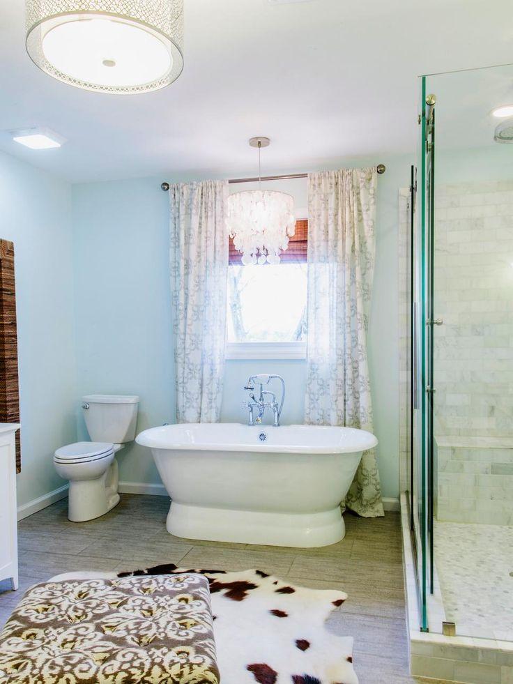 Smart bathtub and shower