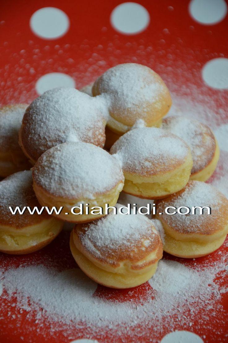 Diah Didi's Kitchen: Poffertjes
