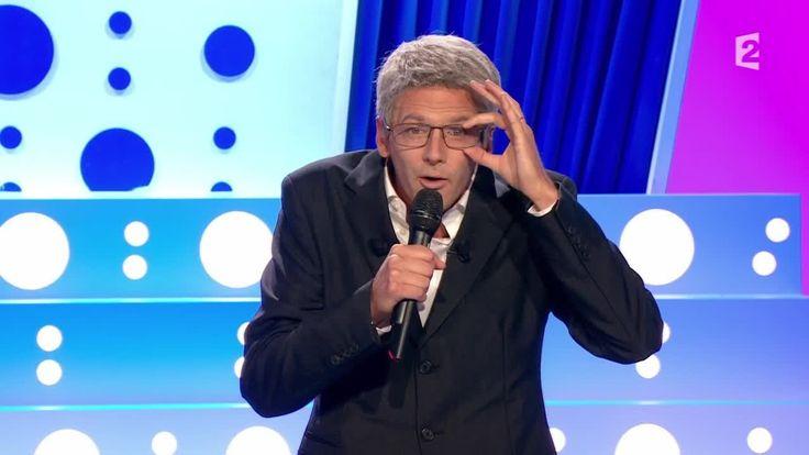 Marc-Antoine Le Bret dans le peau de Laurent Ruquier #ONPC