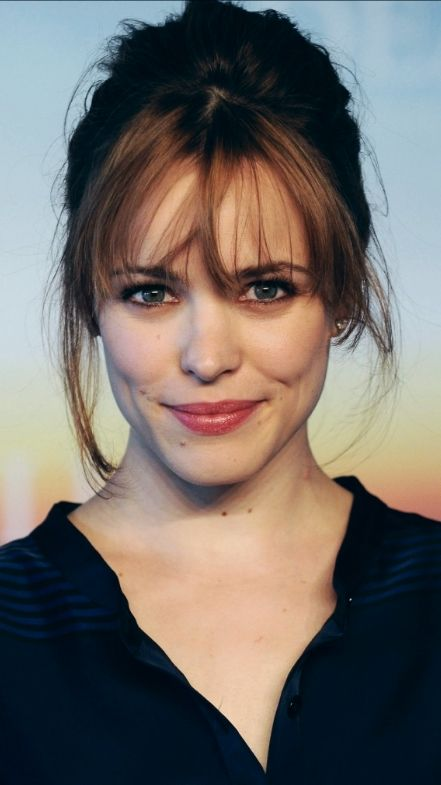 If I were to marry a woman it would be her and her only. Love Rachel McAdams in all her movies.
