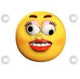 Crazy Smiley Face