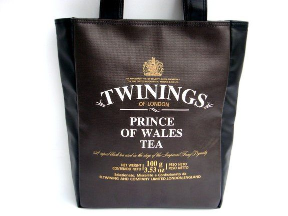 Twinings Tea of London Prince of Wales Shoulder Tote Large Bag Purse: $46.95 http://www.amazon.com/gp/product/B00AU1XE5C/ref=as_li_qf_sp_asin_il_tl?ie=UTF8&camp=1789&creative=9325&creativeASIN=B00AU1XE5C&linkCode=as2&tag=softantibacte-20&linkId=HW5VCPZO5NVOL5H3