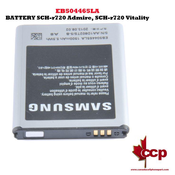 Canada Cell Phone Parts -  EB504465LA, $13.99 (http://www.canadacellphonepart.com/eb504465la/)
