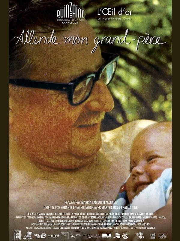 """L'Humeur Vagabonde reçoit Marcia Tambutti Allende, petite fille du président Chilien Salvador Allende, pour son documentaire """"Allende mon grand-père"""" qui sera en salles dès demain"""