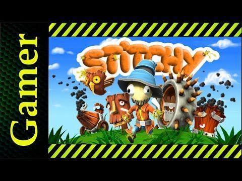 Андроид игры | Stitchy: Scarecrow's Adventure | приключения андроид