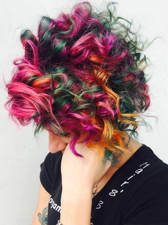 Capelli autunnali colori