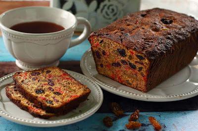 Amikor megsütöttem az  itt található gyömbéres sütit,  már tudtam, hogy megvan a tökéletes gyümölcskenyér tésztám. Most, hogy a kenyere...