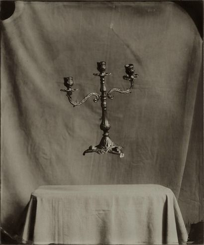 Ben Cauchi, Floating candlestick (2005)