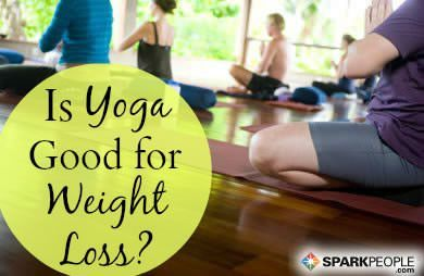 You Asked: Can Yoga Help Me Lose Weight? | SparkPeople