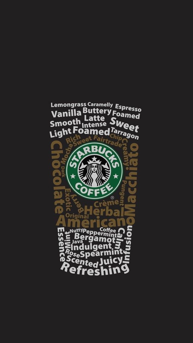 Starbucks Wallpaper Backgrounds iPhone6/6S and Plus Starbucks