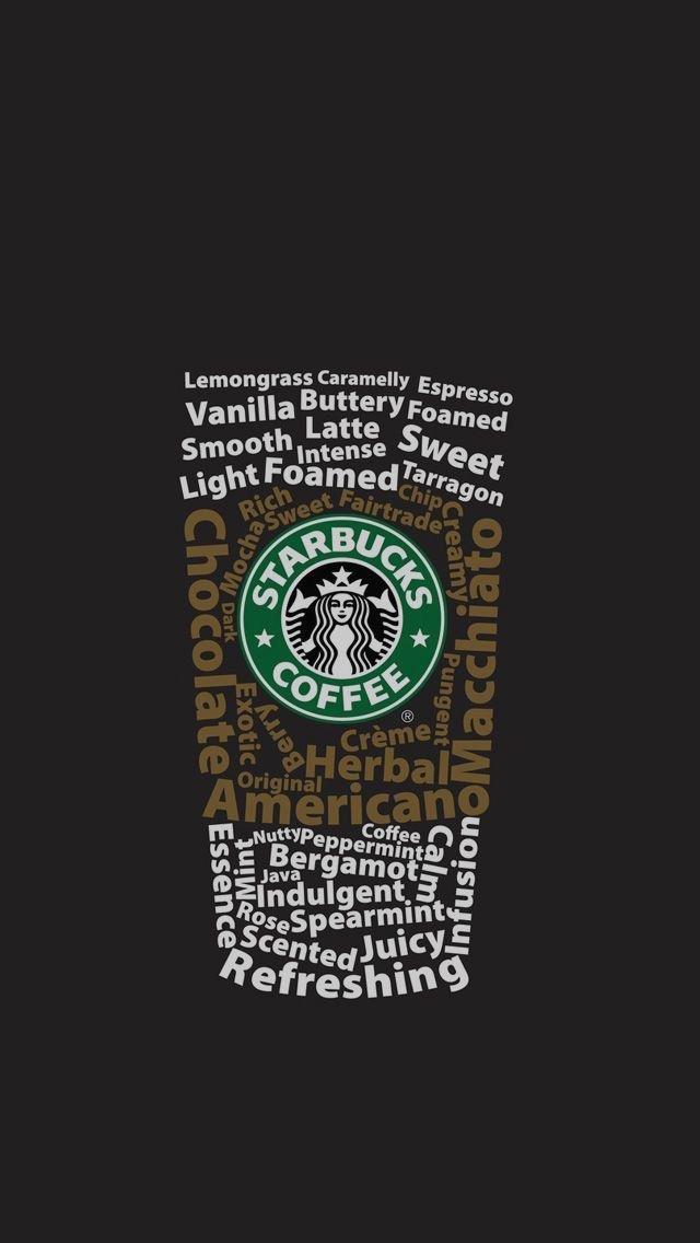 [おしゃれ]スターバックスコーヒー iPhone壁紙 Wallpaper Backgrounds iPhone6/6S and Plus  Starbucks