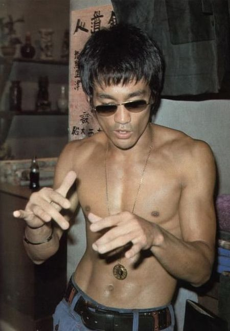 """Do not pray for an easy life. Pray for the strength to endure a difficult one"" Bruce Lee"