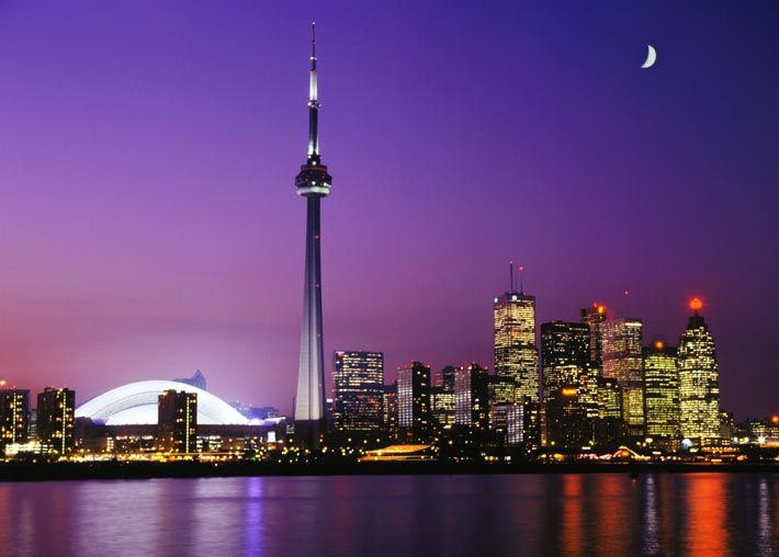 Toronto, Canada....born and raised baby, born and raised!