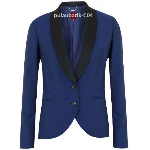 blazer wanita kerja model korea untuk kantoran dan wanita karier yang ingin tampil modis maupun mewah dalam busana jas wanita terbaru murah