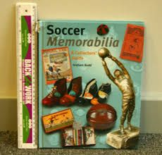 Soccer/Football  -  Amazing book gift.