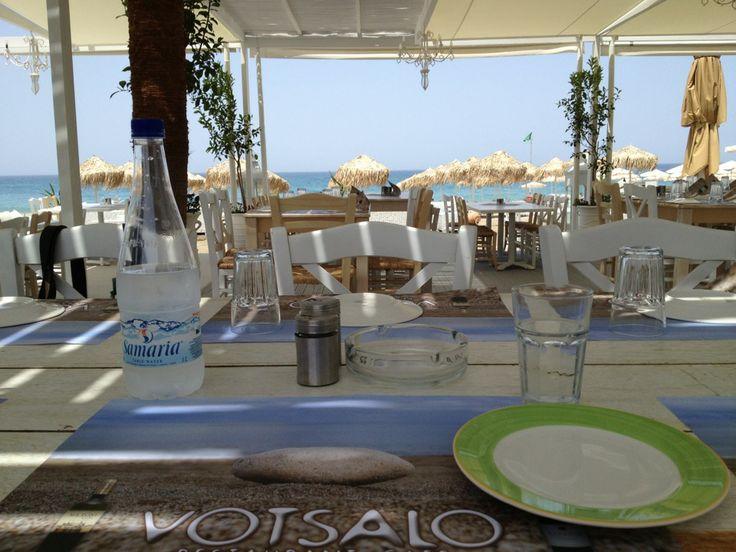 Votsalo Restaurant Rethymnon