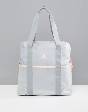 d71ba1b898 adidas Training Tote Bag In Grey