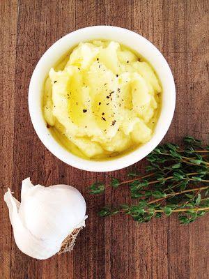 #Skordalia, the fantastic greek #dip - a #Thermomix #recipe