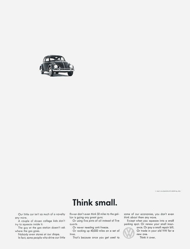 El mejor anuncio impreso de la historia.