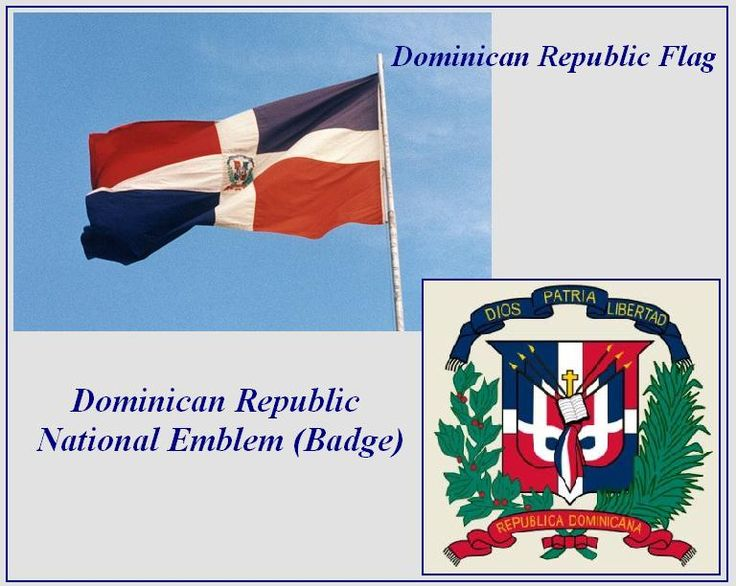 Dominican Flag Tattoos | DR Flag - The Dominican Dominican Republic: Flag Flag Coat of arms ...