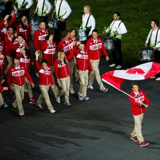 Canada @ London 2012 Olympics