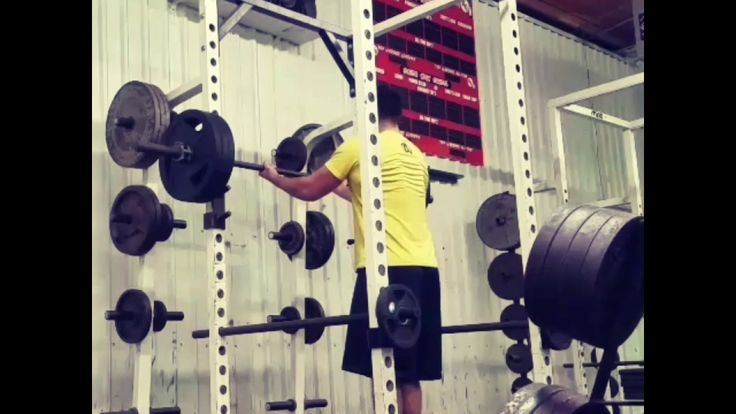 Deload week started off with a frontsquat pr of 315. Tomorrow will be an inclined press and weighted pullup max test. The rest of the week will involve stretching and light active recovery work.   Song rights reserved to original artist:  Chelsea grin - nightmares  [VISIT MY OFFICIAL WEBSITE] http://ift.tt/2dHlqN5 [FOLLOW ME ON TWITTER] https://twitter.com/ahmedjabaifit [ADD ME ON FACEBOOK] http://ift.tt/2fG96Cw [FOLLOW ME ON INSTAGRAM] http://ift.tt/2d2uKNW [NETWORK WITH ME ON LINKEDIN]…