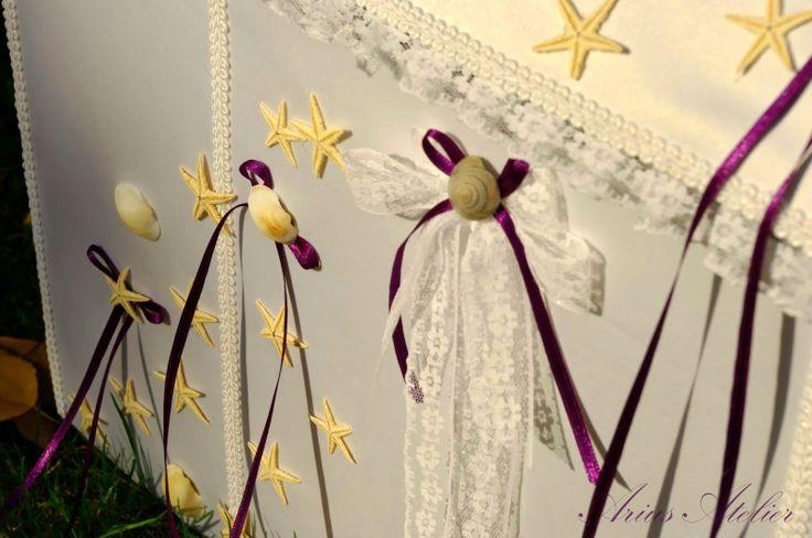 ACT-001 – Cutie trusou – Cufăr cu steluțe de mare