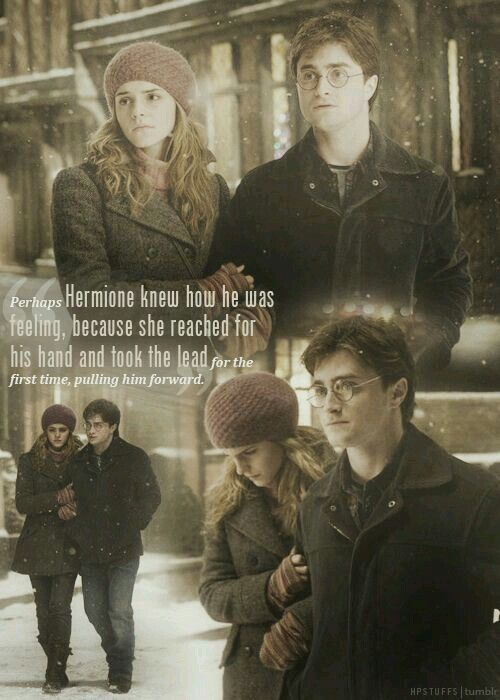 Moments like this hermione love pinterest friendship girls and boys - Hermione granger best moments ...