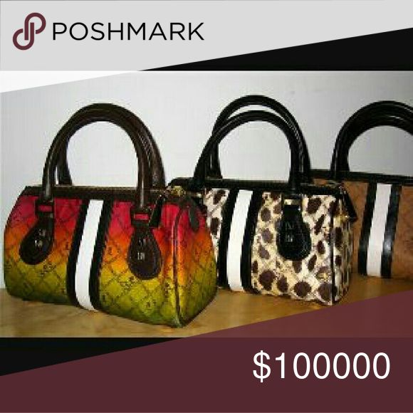 ISO/WANTING L.A.M.B. Morant NOT SELLING --> I am looking for a L.A.M.B. cheetah and rasta Morant (mini satchel). If your willing to sell or see one, let me knowTHANKS! L.A.M.B. Bags Mini Bags