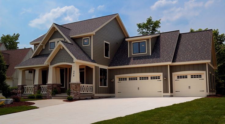 carriage house garage doors | ... Commercial and Residential Garage Door Sales, Parts and Installation