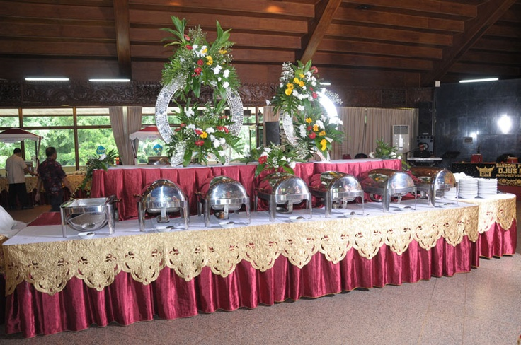 dekorasi katering by Sari Bungo Resto