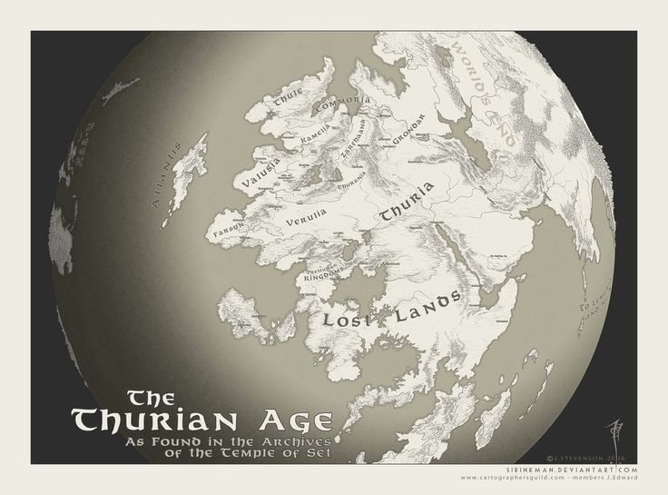 110 best deviantart scifi world maps images on pinterest maps the thurian age by sirinkmaniantart on deviantart fantasy mapfantasy gumiabroncs Choice Image