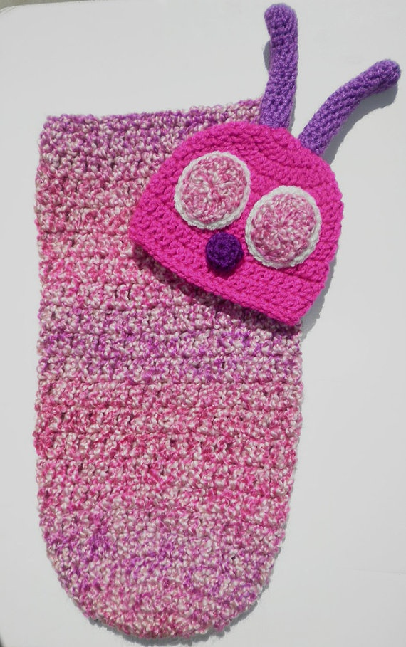 17 Best images about Crochet - Baby Cocoons and Buntings ...